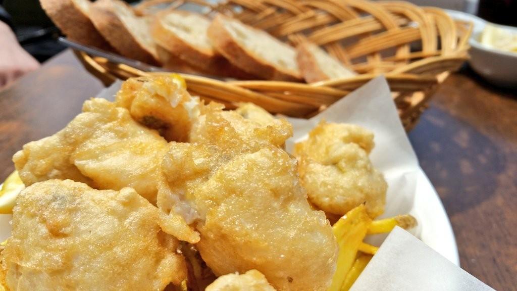 Fish&Chips Restaurante Ziaboga Pasaia