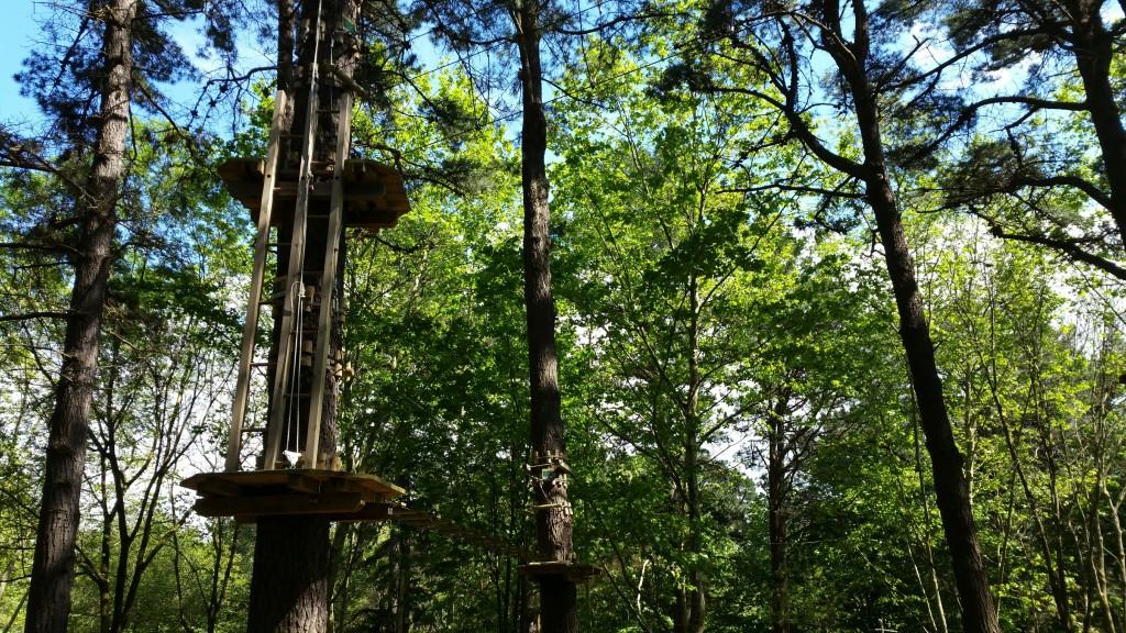Instalaciones Forestal Park Bilbao