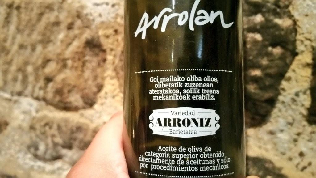 Aceite Arrolan