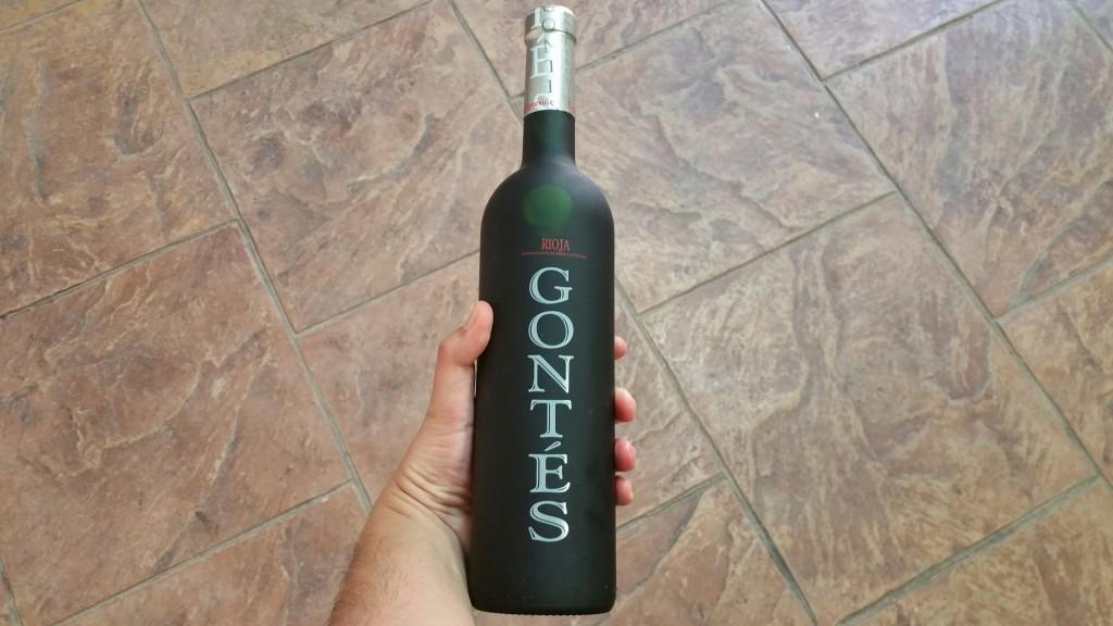 Botella Gontés