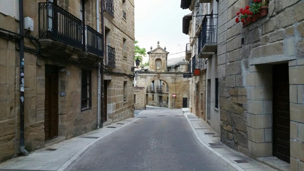Calle Mayor Labastida