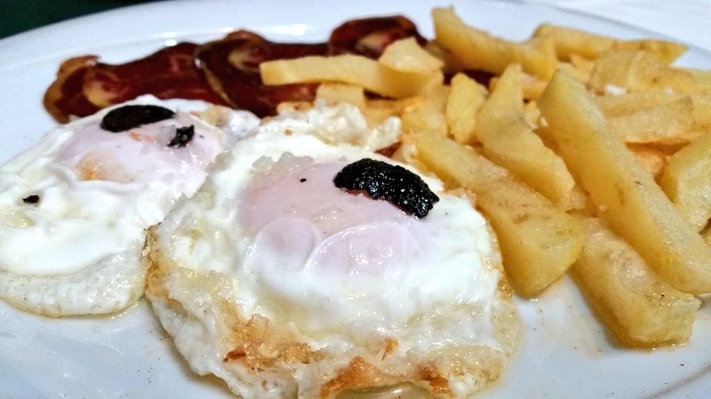 Huevos, Mesón Alai