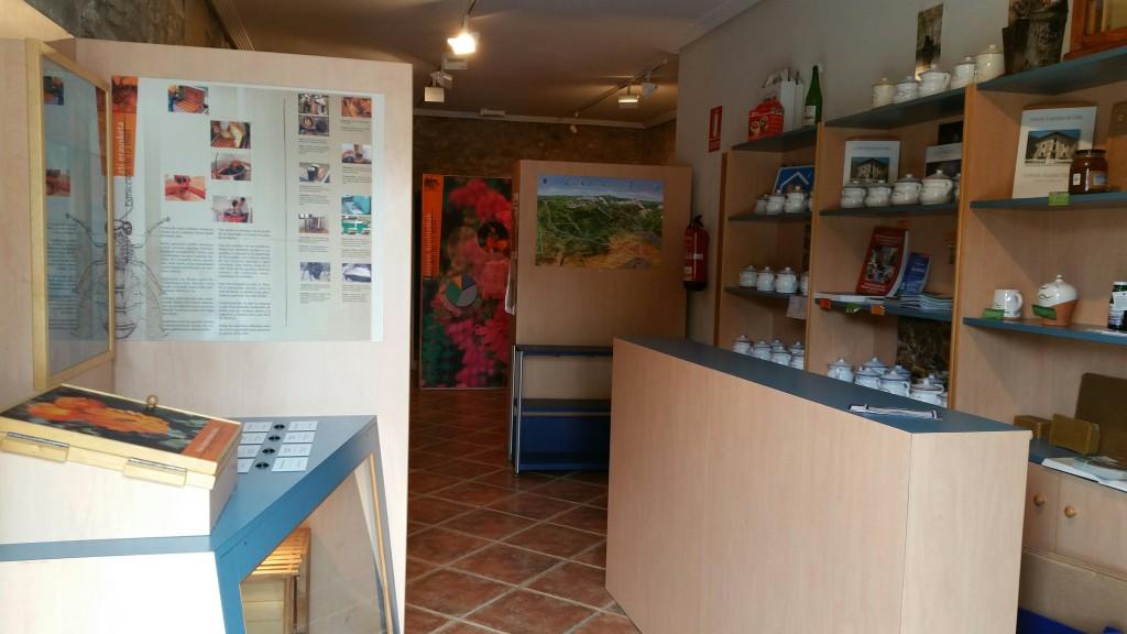 Planta baja Museo de la Miel Murgia