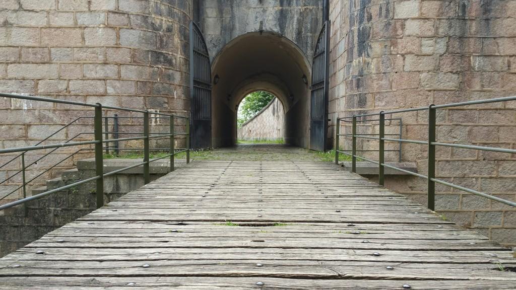 Puente Fuerte San Marcos