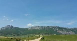 Sierra de Cantabria, Rioja Alavesa