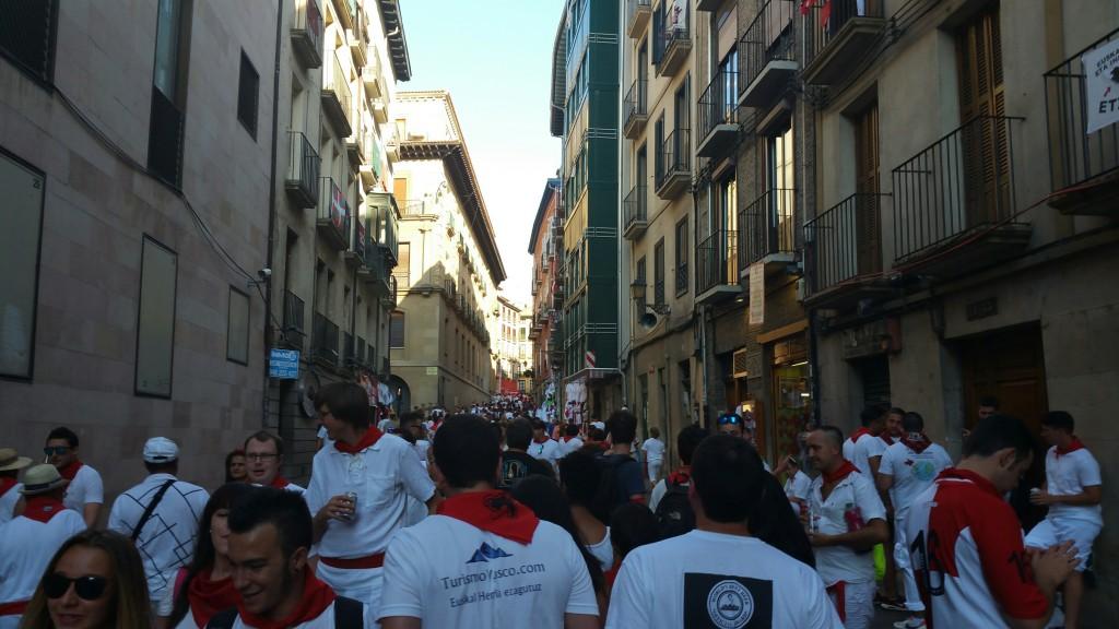 Calle San Fermín