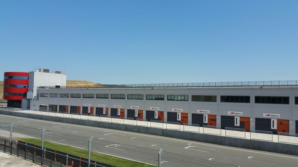 Circuito de velocidad de Navarra