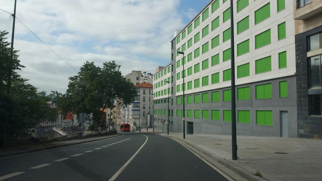 Entorno Hotel Gran Bilbao