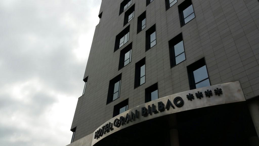 Exterior Hotel Gran Bilbao