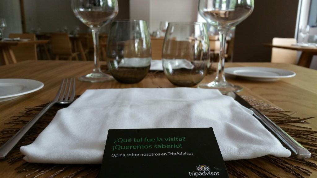 Opinión Restaurante Hotel Gran Bilbao