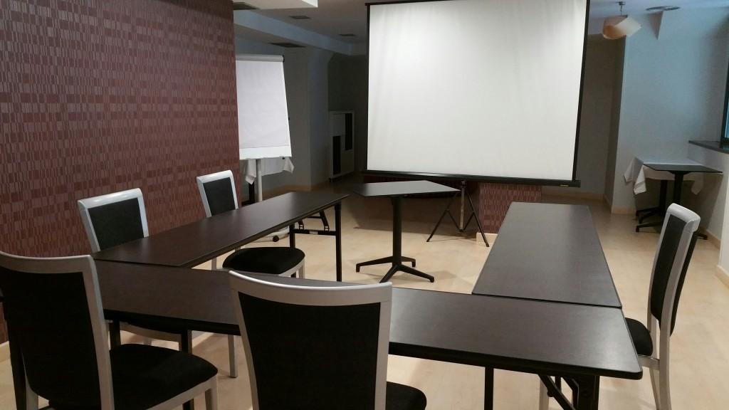 Sala de reuniones Hotel Gran Bilbao