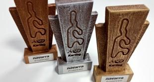 Trofeos Karting de Navarra