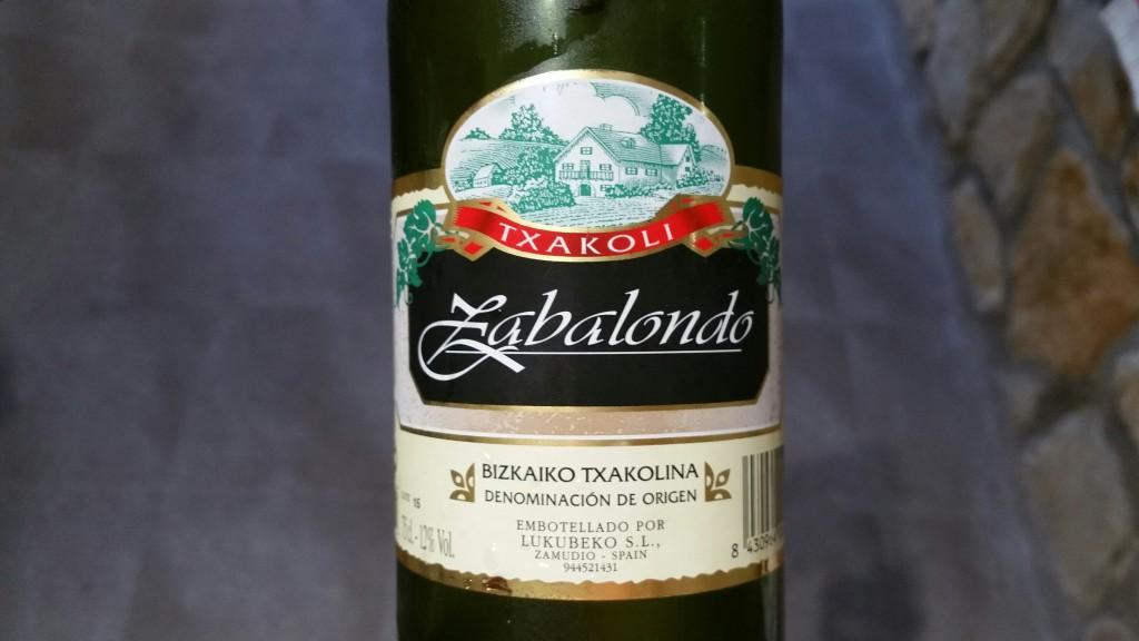 Txakoli Zabalondo