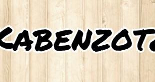 Kabenzotz significado euskera