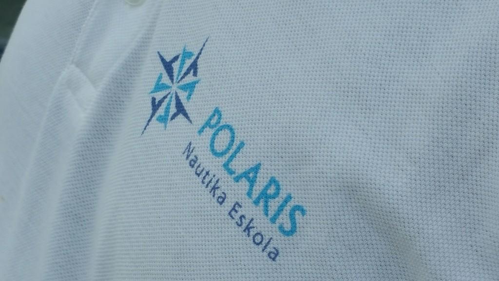 Logotipo Polaris Nautika Eskola