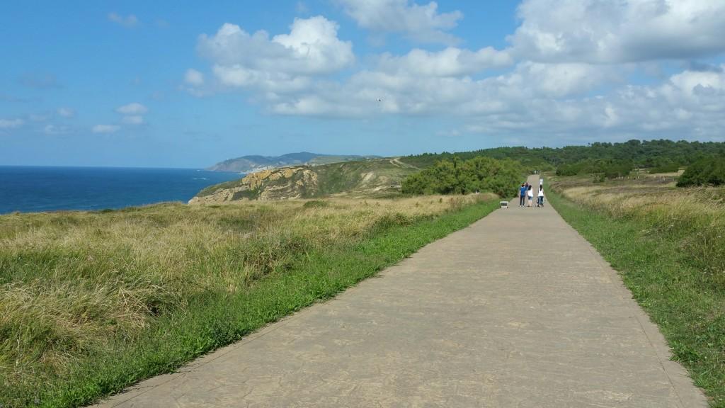 Paseo Getxo-Sopela