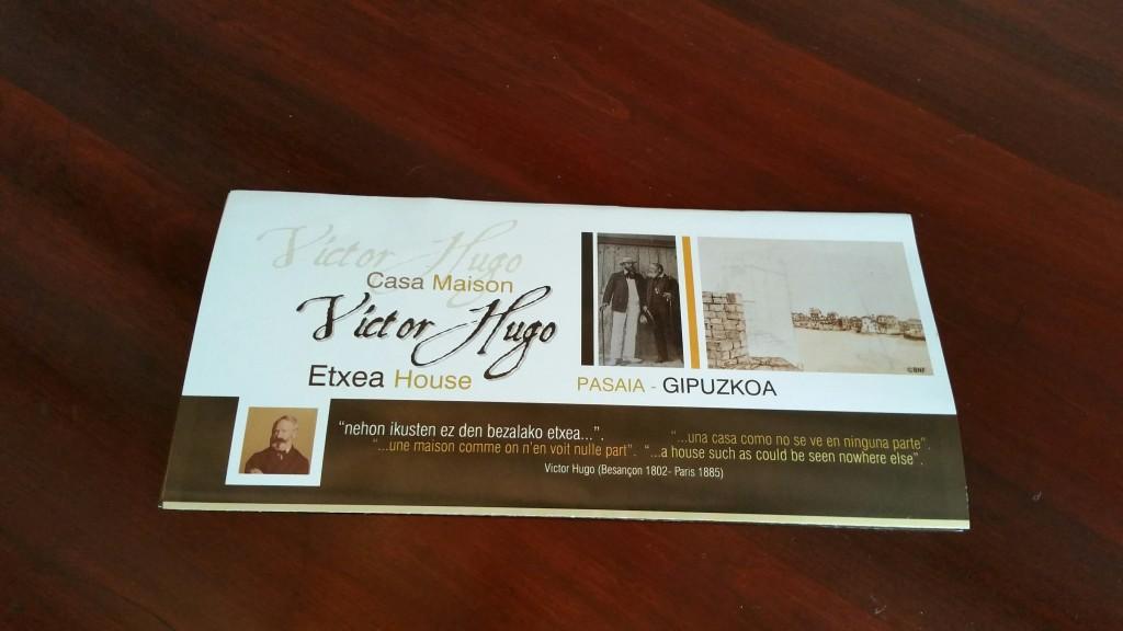 Información casa Victor Hugo