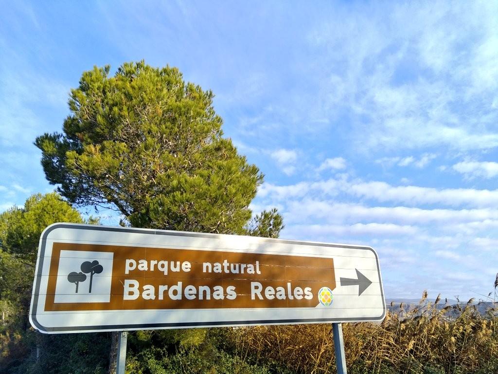 cartel-parque-natural-bardenas-reales