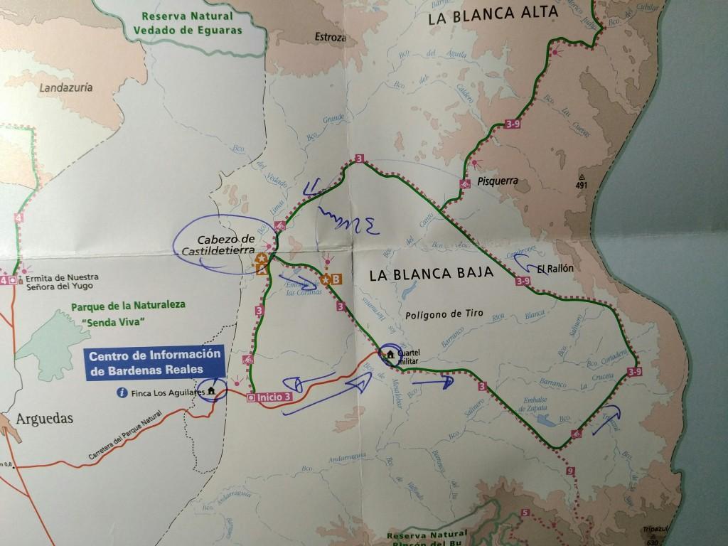 mapa-bardenas-reales