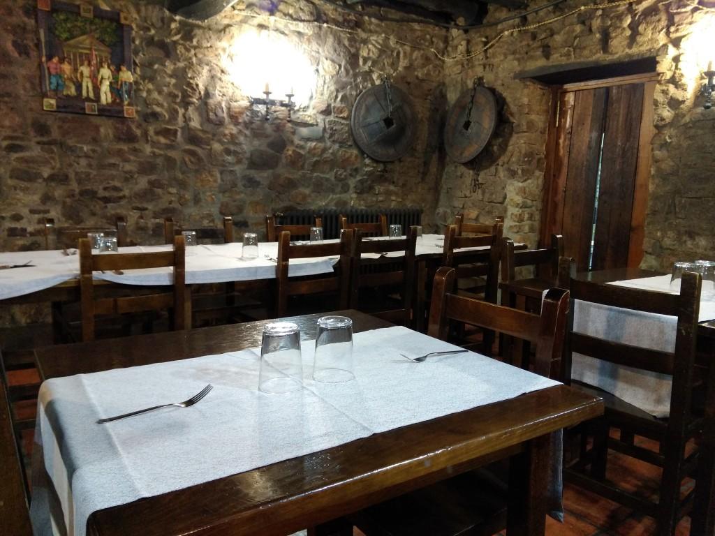 Comedor restaurante Korostondo