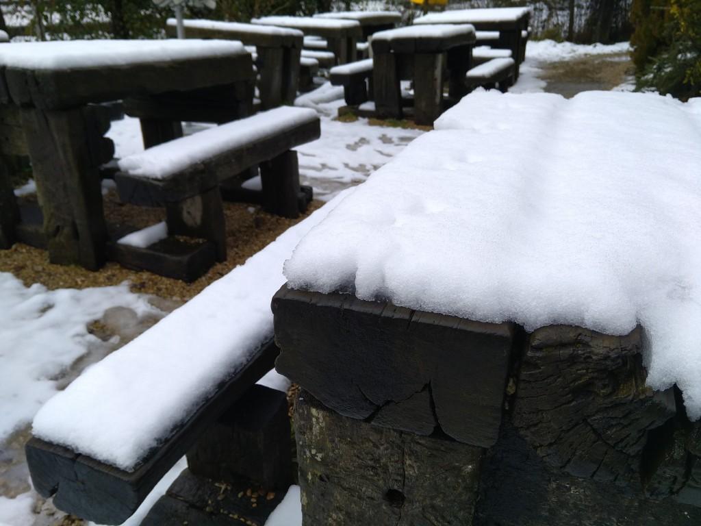 Mesas exterior Korostondo