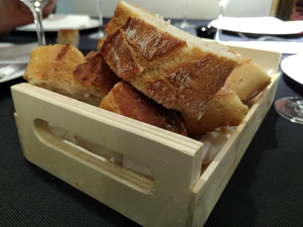 Pan de la Casita de Sabino
