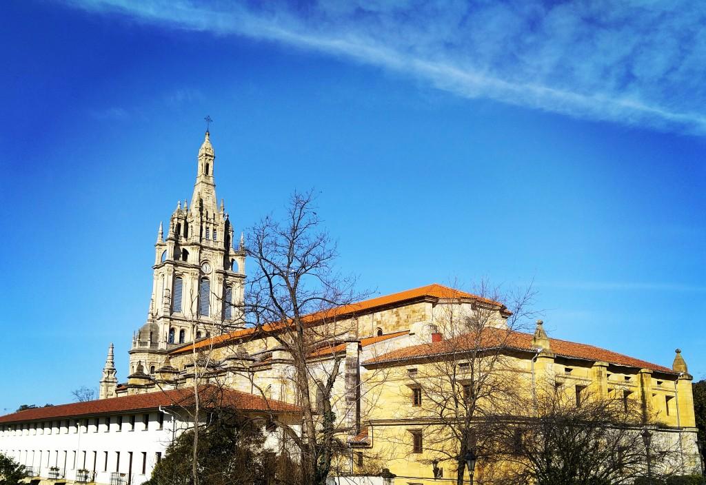 Basílica nuestra señora de Begoña