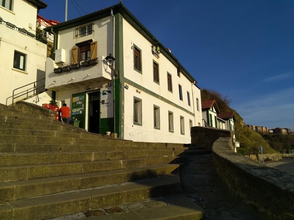 Escaleras Puerto Viejo