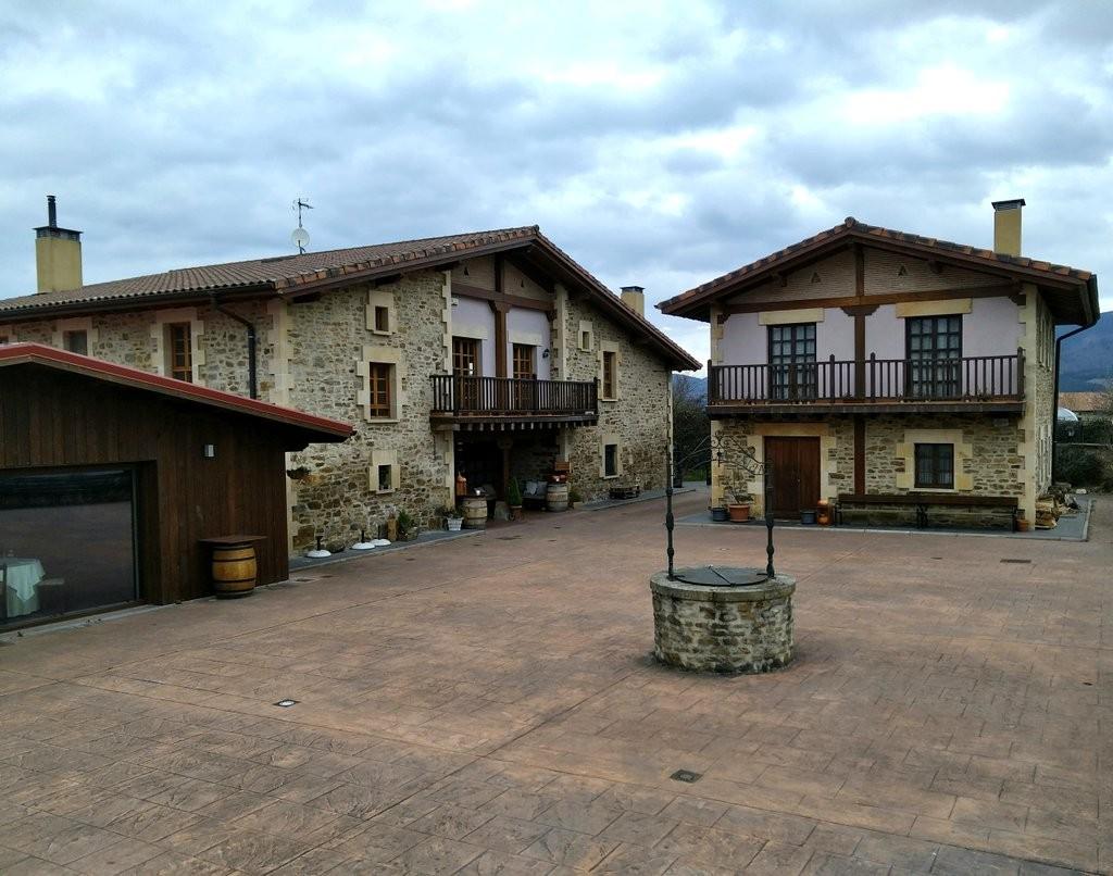 Exterior restaurante Abiaga