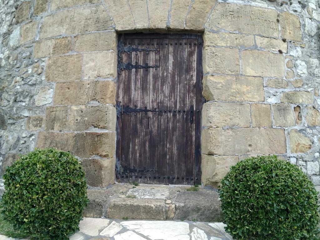 Puerta Molino de Aixerrota