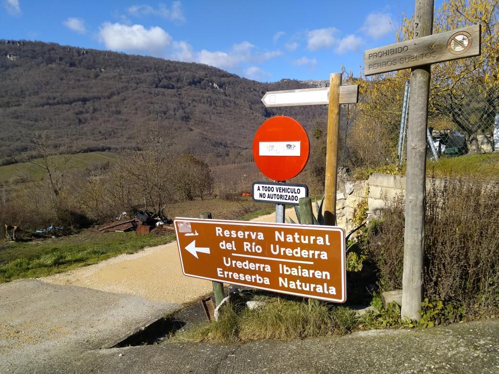 Reserva Natural del Rió Urederra