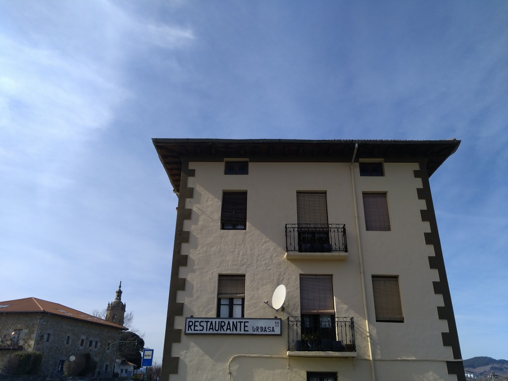 Edificio Restaurante Urbasa