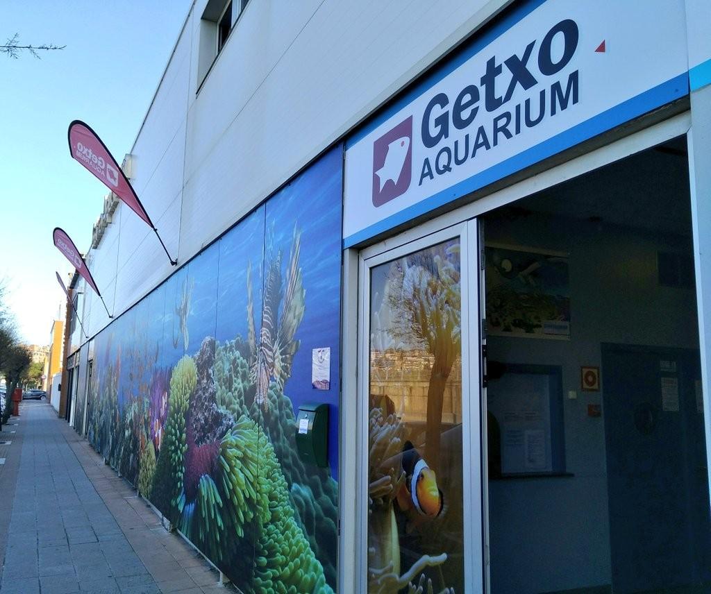 Exterior Getxo Aquarium