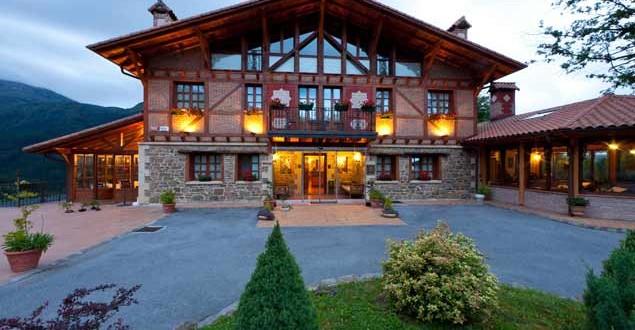 Las 3 casas rurales del pa s vasco con m s encanto for Hoteles rurales de lujo