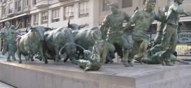 Monumento san fermin