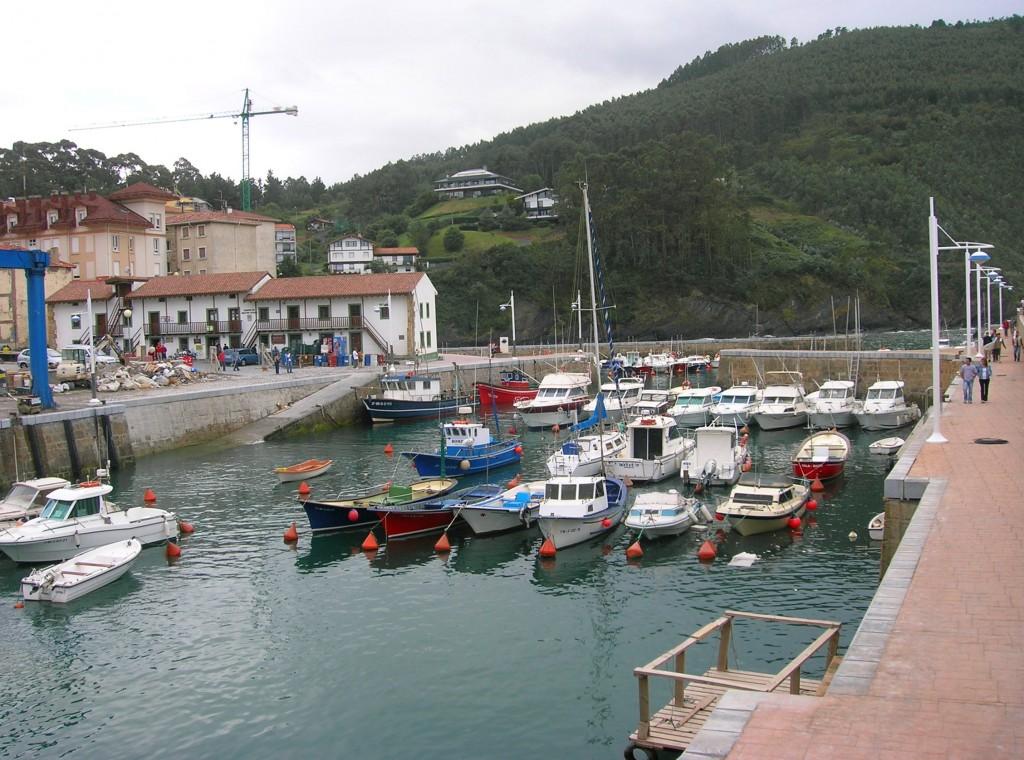 Puerto de Arminza