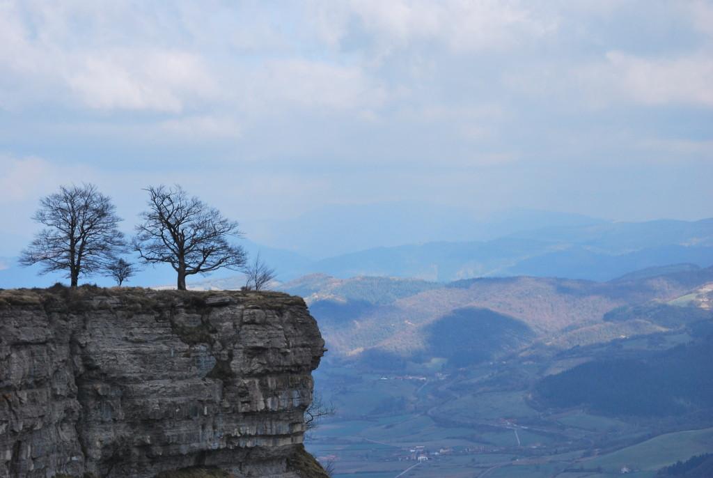 Vitas ruta Mirador Esquina de Rubén - mirador salto nervión