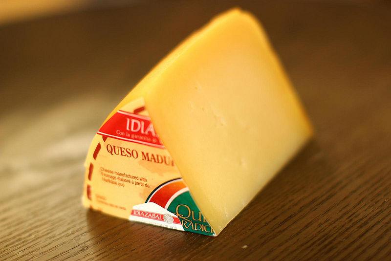 Queso Idiazabal, denominación de origen del País Vasco