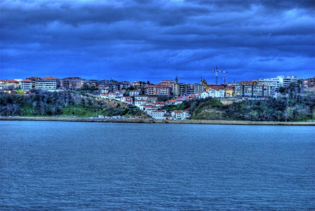 Getxo, puerto viejo de Algorta