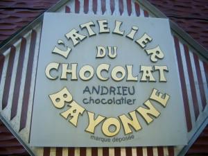 museo de chocolate Bayona