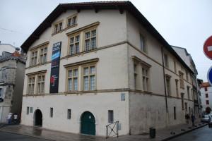 museo vasco de Bayona