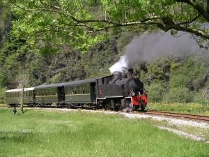 Azpeitia, museo del ferrocarril