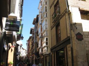 Casco antiguo Vitoria Gasteiz