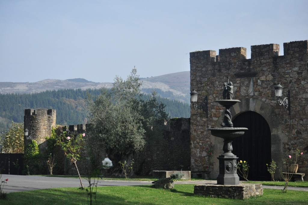 Entorno torre Loizaga
