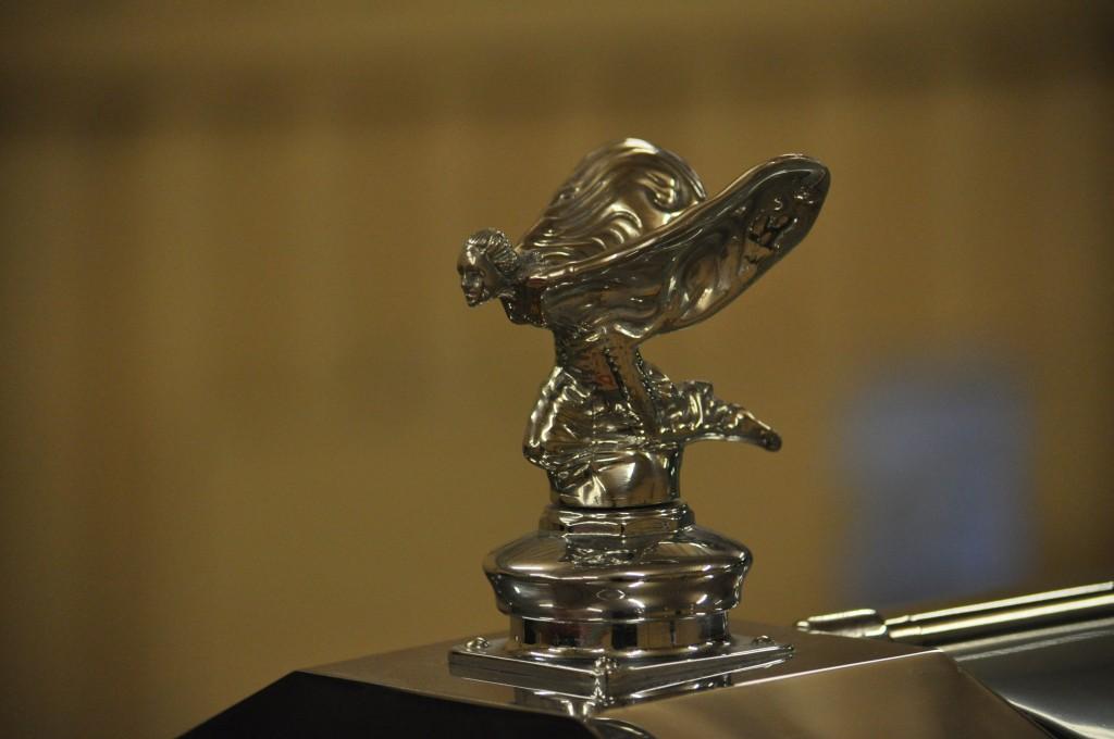 Anagrama Rolls-Royce