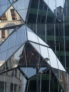 Edificio de sanidad del País vasco
