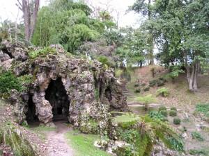 Parque del palacio de aiete
