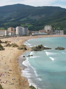 Playa de Bakio