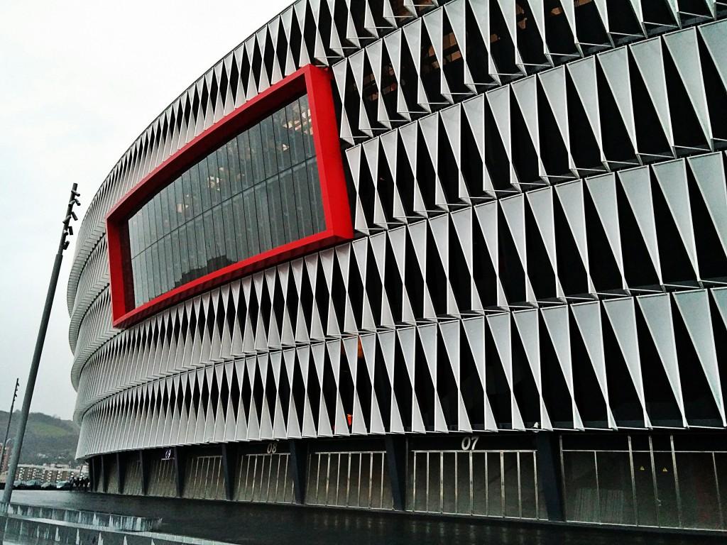 San mames campo del athletic de Bilbao
