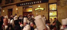El txoko Gaztelubide uno de los más famosos del País Vasco